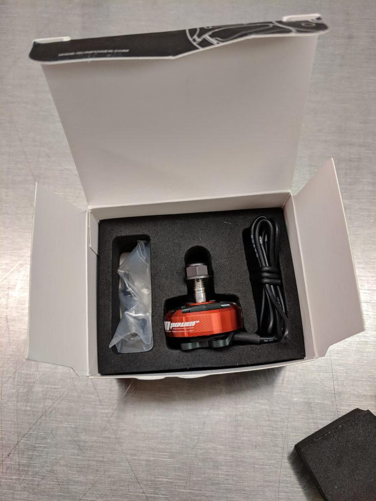 Review: rcINpower 2305 2500kv brushless motor